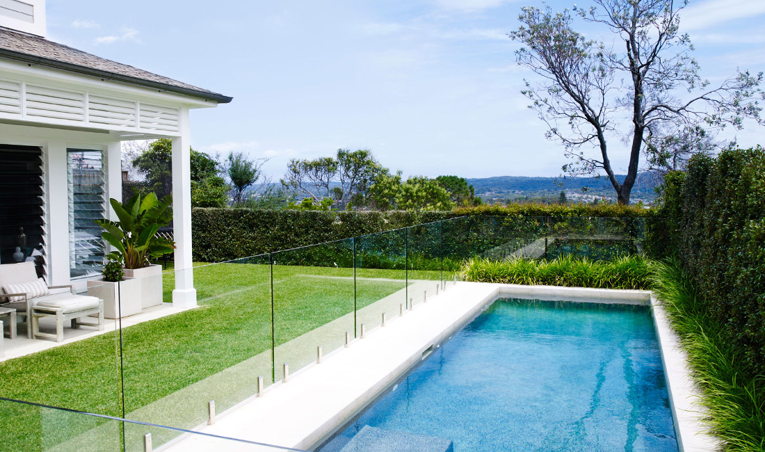 Beach House Pool Bungan